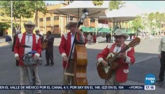Músicos de Garibaldi quieren enamorar al turismo con serenata