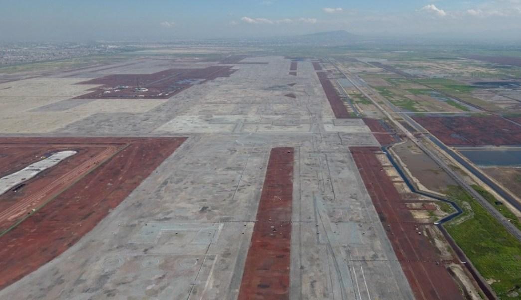 Jiménez Espriú detalla logística sobre consulta del NAIM