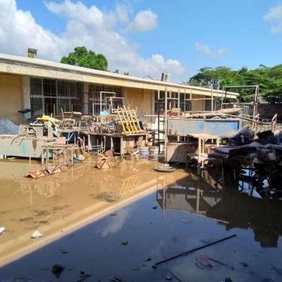 Nayarit continúa en emergencia; 100 mil personas lo pierden todo