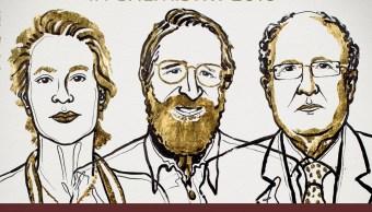 Nobel de Química para Arnold, Smith y Winter por desarrollo proteínas