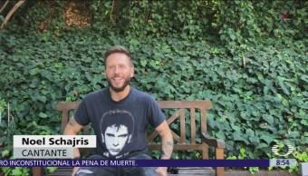 Noel Schajris estrena video de Más que suerte