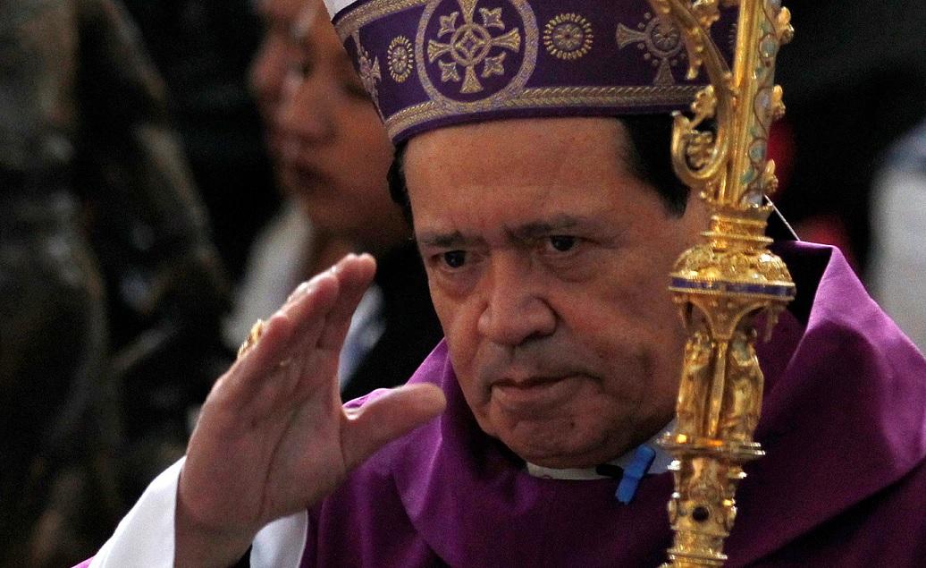 Vaticano se solidariza con el cardenal Norberto Rivera tras ataque ...