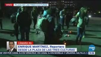 Realizan Actividades Plaza De Las Tres Culturales
