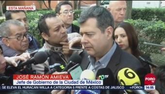 Balacera en casa de Norberto Rivera, agresión directa