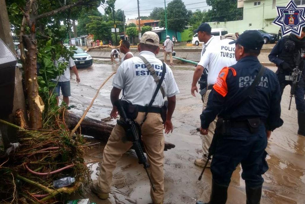 Suspenden clases en Oaxaca por paso de