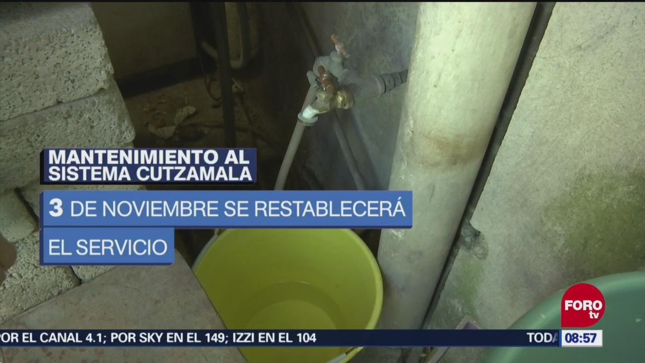 Operativo Corte De Agua Valle De México 480 Colonias Ciudad De México