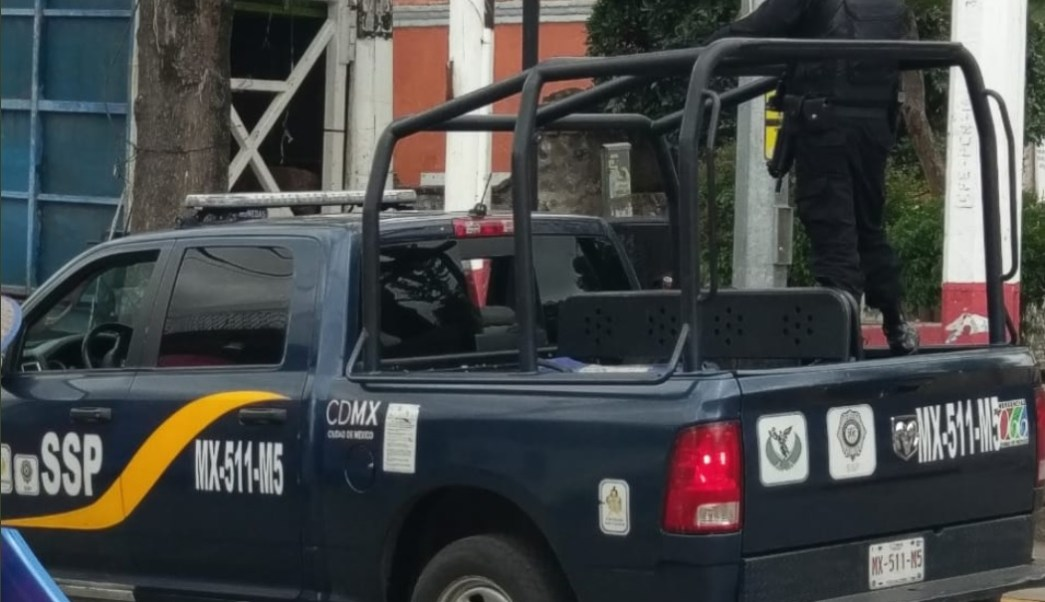 Detienen a 28 personas con armas tras operativo en Tláhuac