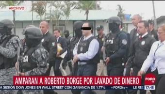 Otorgan amparo a Roberto Borge