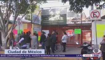 Padres continúan protesta por abusos sexuales dentro de kínder en Aragón