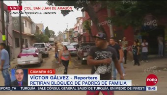 Padres se enfrentan contra granaderos en la GAM