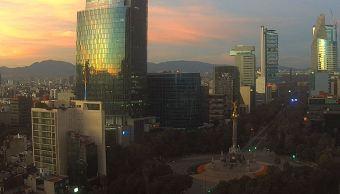 Prevén lluvias con actividad eléctrica para la Ciudad de México