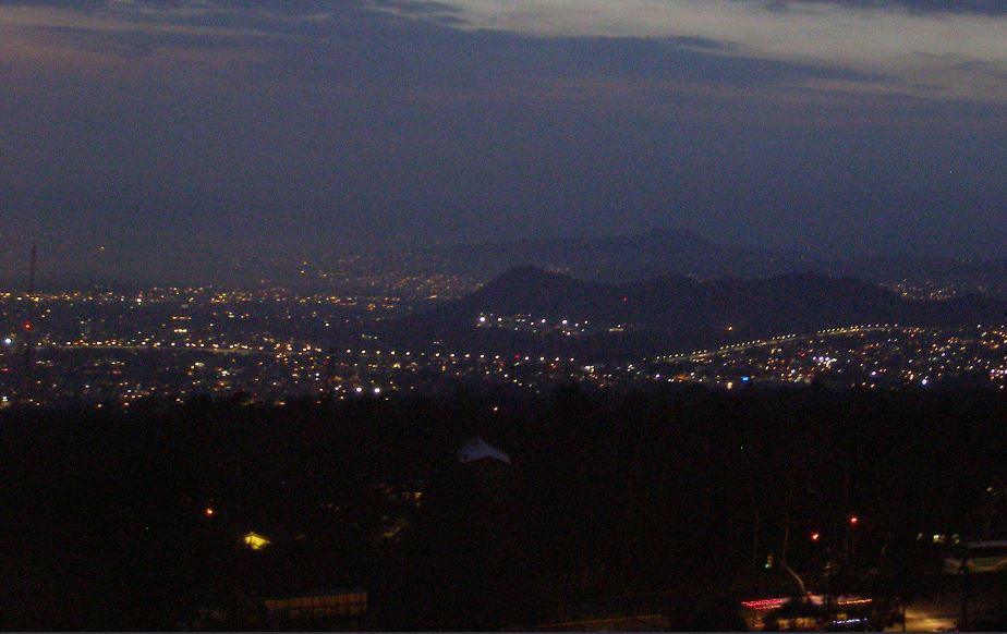 Ecatepec y Chalco presentan regular calidad del aire