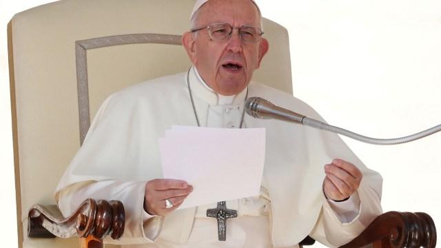 Foto: Papa Francisco compara el aborto con contratar a un sicario, 16 febrero 2019