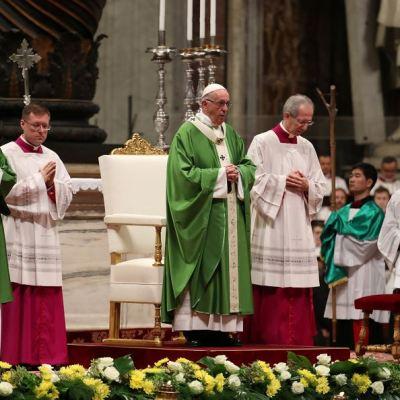 Papa Francisco pide perdón a jóvenes por no ser escuchados
