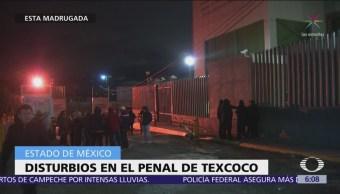 Personal de Derechos Humanos revisa penal de Texcoco
