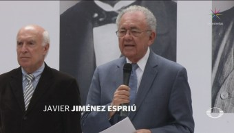 Pese Consulta Invertirían AICM Afirma Espriú