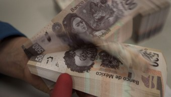 Peso mexicano repunta a 18.88 por dólar; tendrá baja semanal