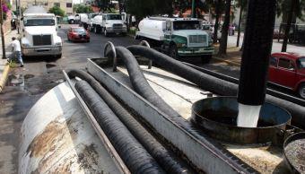 Todo listo para atender demanda de agua en la CDMX: Sacmex