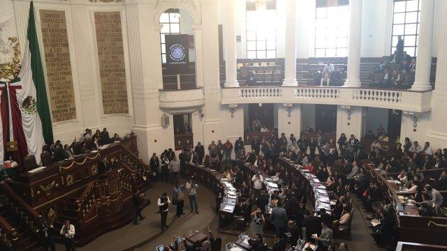Congreso de CDMX aprueba reformas para fortalecer alcaldes