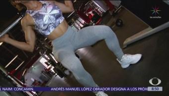 Ponte Fit: Trabaja músculo de piernas con resistencia