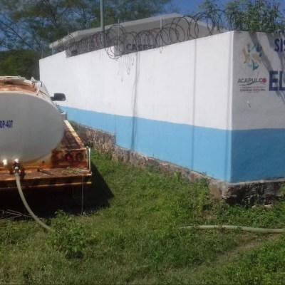 En quiebra, organismo operador de agua potable en Acapulco, Guerrero