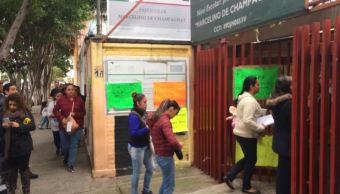 Presentan nuevo personal en kínder de San Juan de Aragón