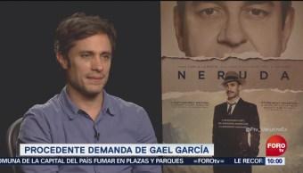 Procede demanda de Gael García contra marca de whisky