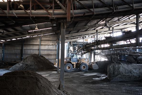 Producción industrial en México crece en agosto INEGI
