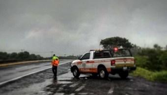 Tormenta tropical 'Tara' se localiza cerca de costas de Colima
