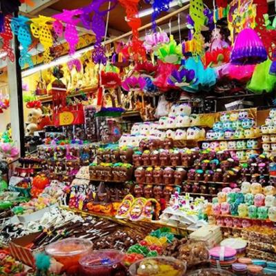 Poblanos esperan aumentar ventas por Día de Muertos