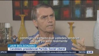 Realizarán Elecciones Generales Brasil