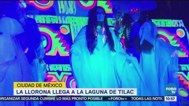 Reaparece La Llorona Laguna Tilac Xochimilco