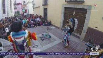 Recorrido por el Centro Cultural Plaza de Gallos en León, Guanajuato