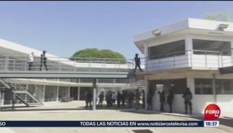 Remodelan el penal de Aguaruto, en Sinaloa