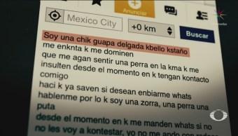 Reportan Casos Trata Virtual Mujeres CDMX