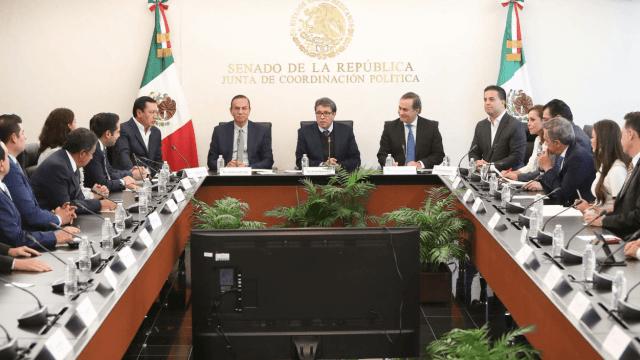 CCE se inconforma con senadores por consulta sobre el NAIM