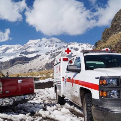 Muere alpinista al caer cuando descendía del Iztaccíhuatl