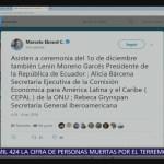 Rey de España líderes latinoamericanos acudirán investidura