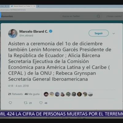 Rey de España y líderes latinoamericanos acudirán a investidura de AMLO