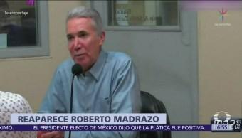 Roberto Madrazo dice que AMLO sí ganó en 2006