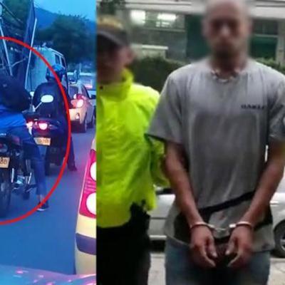 Resuelven caso de robo gracias a los zapatos usados por el delincuente
