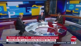Roy Campos: Consulta sobre nuevo aeropuerto, plática con simpatizantes de AMLO