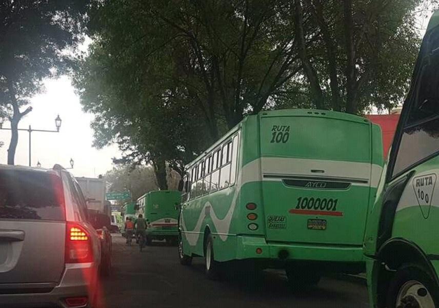 Procuraduría capitalina pide disculpa pública por caso Ruta -100