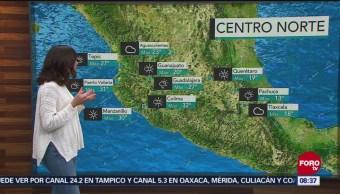 El clima Sábados de Foro Daniela Álvarez [27-10-2018] El clima de Sábados de Foro con Daniela Álvarez [27-10-2018]