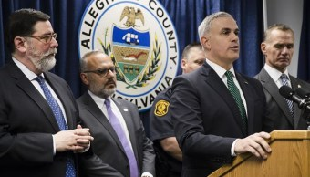 Tiroteo en sinagoga de Pittsburgh, crimen de odio: Fiscalía