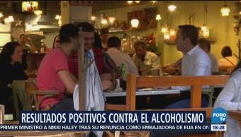 Se reducen muertes relacionadas con el consumo de alcohol