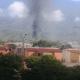 Se registra incendio en planta petrolera de Venezuela. (@Venezolanonews)