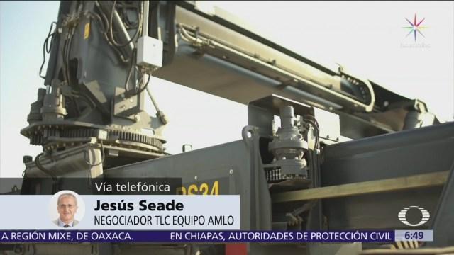 Seade explica por qué USMCA no es nombre adecuado