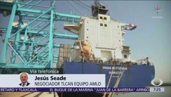 Seade prevé ratificación del USMCA en Senado mexicano
