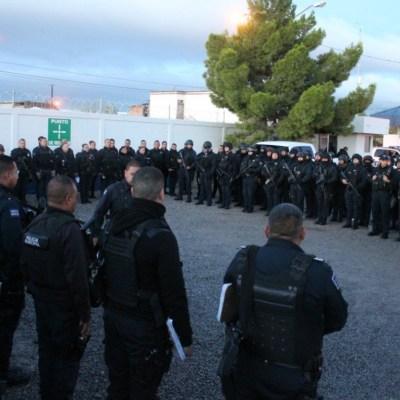 Detiene a diez presuntos implicados en ataques a policías en Cd. Juárez